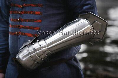 Einzelner Armschutz mit gotischer Rüstung für ein - Fantasy Kostüm Rüstung