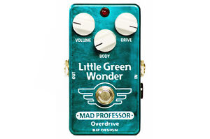 Mad professor little green wonder HW.