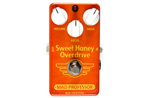 Mad Professor Sweet Honey Overdrive (SHOD) Hand Wired