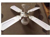 Electric Ceiling Fan - FREE