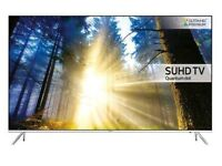 Samsung TV 49 Inch UE49KS7000 7 Series Flat SUHD with Quantum Smart LED