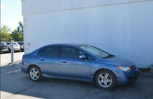 *SOLD *2006 Acura CSX Safetied