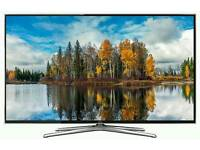 Samsung ue46es8000 smart led tv with WiFi + freeview hd plus 3d & built in camera stunning