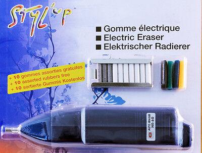 Goma Eléctrica Para Borrar a Batería NE-60C