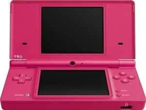 DSi PINK and ACCESSORIES with 335 GAMES