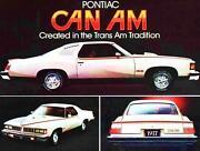 Pontiac Can Am