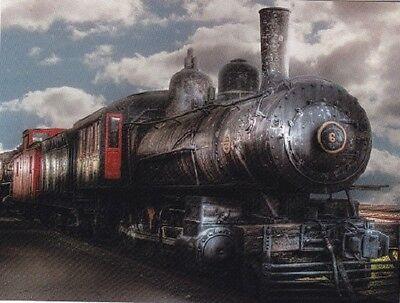 Postcard  Nw Steam Locomotive    Classic    B369