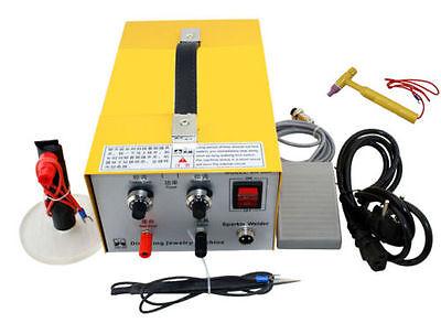 400w Laser Spot Welding Machine Handheld Pulse 110v