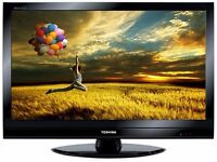 "40"" TOSHIBA LCD HD TV WITH BUILT IN FREEVIEW ++ DELIVERY IS POSSIBLE++"