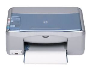 HP psc 1315 all in one printer