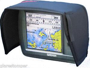 Case-Mount-GPS-Sun-Shade-Visor-for-LARGE-5-7-in-Display-Screens-Anti-Glare