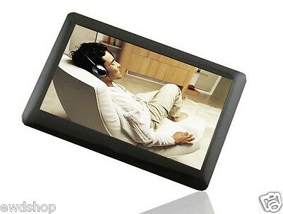 "New 16GB 4.3"" Touch Screen 1080p HD MP3 MP4 MP5 RMVB FLV TV Out Player 16G 09 on Rummage"
