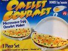 Emson Microwave Omelet Makers