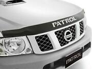 Nissan Patrol GU Bonnet