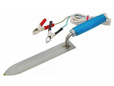 Electric Stainless Steel Scraping Honey Uncapping Knife Beekeeping Equipment Bee