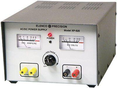 Elenco Xp-625 Acdc Power Supply