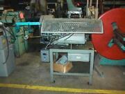 Used Wire Stripping Machine