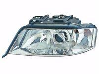 New Audi A6 headlight
