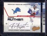 Joey Harrington Auto