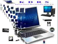 K D R S KINGS DATA RECOVERY SERVICE