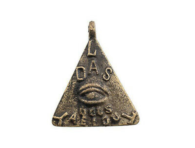 Amulet of Philippines Eye of La Providence Jhs Deus Anting Anting Roma L15