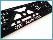 Kennzeichenhalter Audi