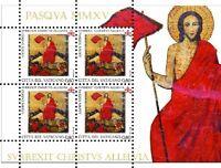 Francobolli Vaticano 2015 - Pasqua 2015 Minifoglio -  - ebay.it