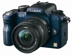 Camera PanasonicDMC-G1 --14-45mm Lens