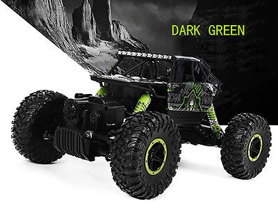 US STOCK!!GREEN HB P1803 1:18 Scale 2.4GHz RC Car Drive Off-road Racing Truck