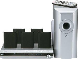 Zenith 300 Watt Home Theater DVD/ Digital Receiver