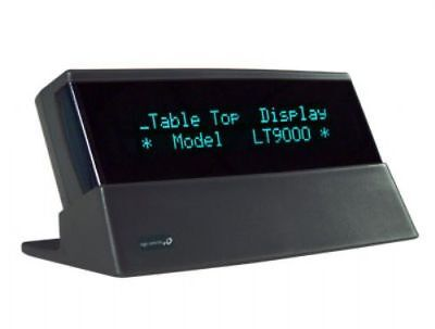 Bematech Ltx9000bt Tabletop Customer Pole Display With Bluetooth - Gray