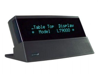 Bematech Ltx9000bt Tabletop Customer Pole Display With Bluetooth - Gray