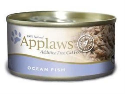Applaws Additive Free Ocean Fish Canned Cat Food