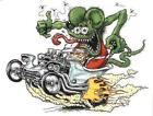 Rat Fink Decal
