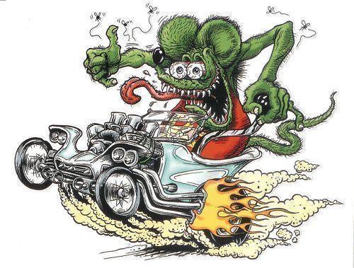 Classic Funny Car Board Photos