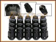 Black Lug Nuts
