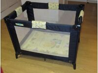 SPARES/REPAIR WINNIE THE POOH MOTHERCARE TRAVEL COT......FREE