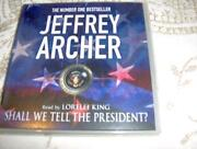 Jeffrey Archer Audio Books