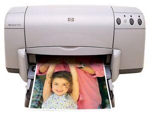 HP deskjet 932c - Color inkjet printer