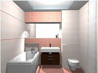 We offer bathroom installation, renovation, refurbishment, tiling