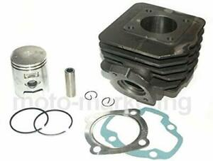 BIG BORE 60cc CYLINDER ASSY KIT SET for HONDA DIO50 DIO ZX 50