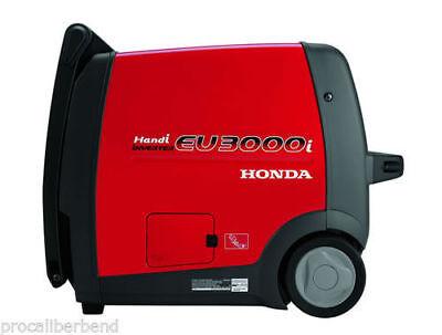 Honda EU3000i Handi By Honda Generators NIB Pocket-sized Super Quiet 3000 Watt