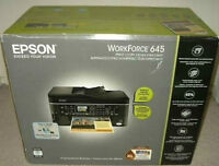 All in one Workforce 645 printer
