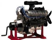 1/4 Scale Engine