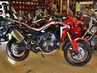 2017 Honda CRF1000LDRH Africa Twin DCT Stratford Kitchener Area Preview