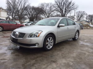 2006 NISSAN MAXIMA SE **BRAND NEW SAFETY** ONLY $5650