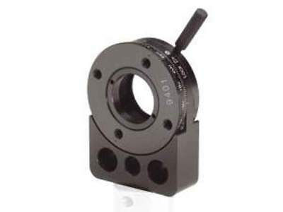 New - Newport New Focus 9401 Rotation Stage 1 Rotary Optics Mount