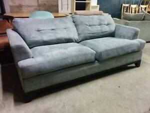 Light Blue Couch- Delivery