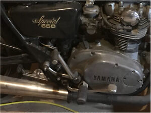 1979 Yamaha xs 650