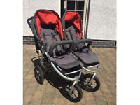 Double buggy / twin buggy / double pram